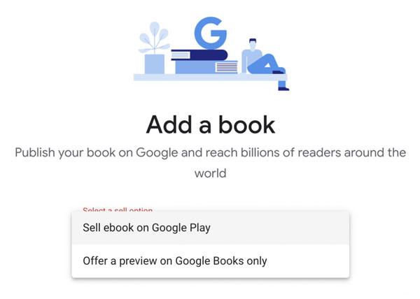 چطور کتاب خود را در گوگل پلی استور بفروشیم