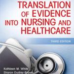 ترجمه تخصصی کتاب عملکرد مبتنی بر شواهد در پرستاری