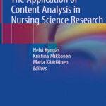 ترجمه کتاب بکارگیری تحلیل محتوا در تحقیقات علوم پرستاری