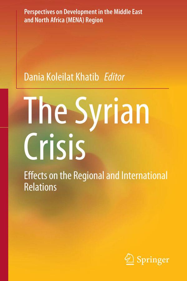 ترجمه کتاب تاثیر بحران سوریه بر منطقه و روابط بین الملل