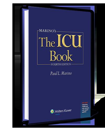 کتاب ICU مارینو